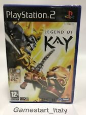 LEGEND OF KAY - SONY PS2 - VIDEOGIOCO NUOVO SIGILLATO - NEW SEALED PAL VERSION