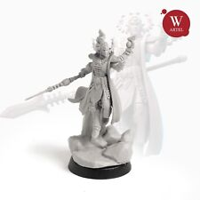 """28mm wargaming and collectible miniature, Warseer by """"W"""" Artel"""