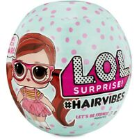 NEW LOL SURPRISE! HAIRVIBES WITH 15 SURPRISES - MIX MATCH HAIR #HAIR VIBES -