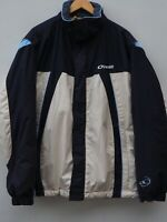 Fab O'NEILL Men's Cream / Navy Ski / Board Jacket size Large Fit Chest 44/46""