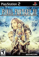 Final Fantasy XII Ps2 Playstation 2 T Kids Game 12