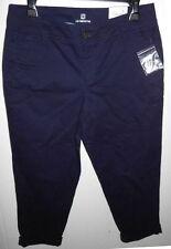 Liz Claiborne Women's petite Cotton crop Pants