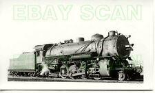 8D643 RP 1936 ROCK ISLAND RAILROAD 2-8-2 ENGINE #2575 ELDON MO