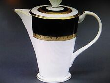 NEW Noritake OPULENCE Covered Coffee Pot (server) - NEW IN THE BOX & VERY RARE