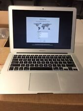 "13"" Apple MacBook Air Laptop Computer.   No Drive (HD or SSD) is included."