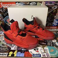Nike Air Jordan XXXiii (33) Red Black Men's Size 6.5 Women's 8 AQ9244-600 NEW