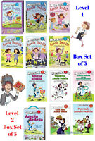 I Can Read Level 1-2 Amelia Bedelia by Peggy & Herman Parish (2 Box Sets) NEW