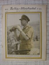 The War Illustrated # 183 (Kreipe, Crete, Cyprus, Anzio, Cassino, D-Day, Burma)