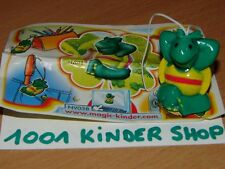 KINDER NV038 NV 38 PAQUES EASTERN SCHILDKROTE TORTUE + BPZ
