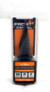Frost 4 - 30mm HSS Step Drill - BRAND NEW
