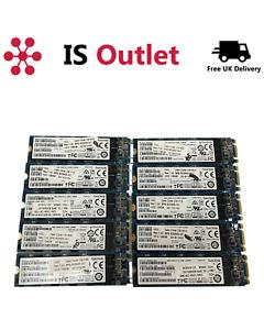 Job Lot Of 10 HP 128GB M.2 2280 X400 6G B+M SATA SSD - 823953-001