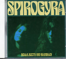 Spirogyra - Bells, Boots and Shambles 1973 (1991 Repertoire)
