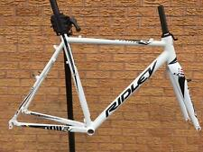 Ridley X-Ride Cyclocross Frameset Alloy Frame Carbon Fork - World Bands 54cm