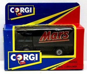 Corgi Juniors 90042 Iveco Box Truck Mars MIB 1992 Street Life in Miniature