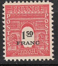 FRANCE TIMBRE NEUF N° 708 ** ARC DE TRIOMPHE