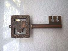 Vintage Soviet USSR Copper Key Sobor Souvenir Collectibles