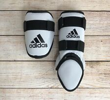 Adidas Pro Series Baseball Batter's Leg Ankle Foot & Elbow Guard Adult One Size