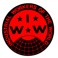 Labor Iww Worker Labor Day Button Pin Worker Trade Factory Fridge Magnet Union