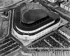 1932 New York YANKEES STADIUM Glossy 8x10 Photo Vintage Aerial Print Poster