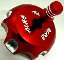 Raptor 660 350   YFM 660 YFM 350   Billet Gas Cap   Alba Racing   Red   403 T6 R