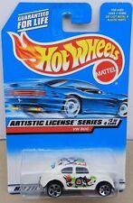1997 ARTISTIC LICENSE SERIES #3 VW V W BUG  DRAG RACING HOT WHEELS CAR MATTEL