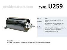 Seadoo 4 stroke starter motor suits RXT, RXP, RXT X, RXP X, 4 TEC, etc
