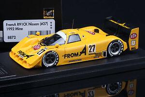 Nissan R91CK FromA (#27) 1992 - Frentzen -  HPI  #8872  1/43