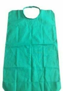 Pack 25 x BT Dental Material Green Cloth Patient Drape Free Shipping d