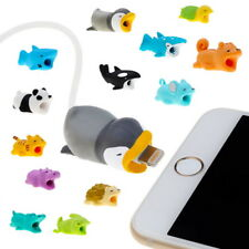 New Cute Saver Protector For USB Charger Cable Cord Phone Accessory Animal Style
