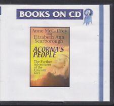 ACORNA'S PEOPLE by ANNE MCCAFFREY~UNABRIDGED CD AUDIOBOOK