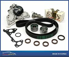 TIMING BELT & TENSIONER & WATER PUMP KIT For 03-06 Kia Sorento 3.5L DOHC  G6CU