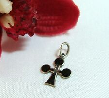 Kreuz Emaille Anhänger Silber Emaile Charms / af 288
