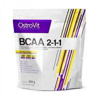 OstroVit BCAA 2-1-1 200g | 500g Powder Branch Chain Amino !