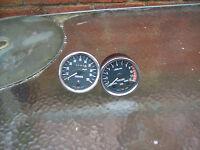 yamaha rd200 rd200dx twin rd speedo clocks speedometer gauges barn find 70s 80s