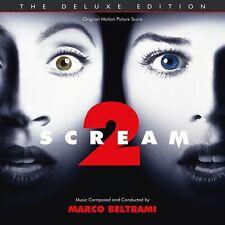 SCREAM 2 (MUSIQUE DE FILM) - MARCO BELTRAMI (CD)