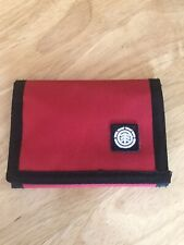 Element RED Trifold Wallet BN