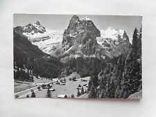 c1965/ 60s B/W Postcard. GSCHWANTENMAAD (Eiger/ Wetterhorn etc) Switzerland