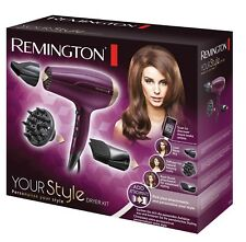 New Remington D5219 Your Style Hair Dryer 2300 Watts