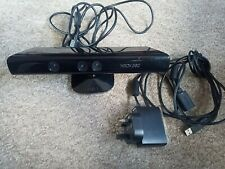Microsoft Xbox 360 Kinect - Black (With PSU)