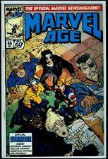 Marvel Comics MARVEL AGE #66 Dr Strange NM 9.4