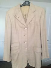 Burberrys Cashmere Country Show Jacket  Small