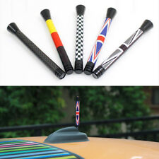 Union Jack UK Flagge Kurz Antenne Für MINI Cooper S R55 R56 R60 Countryman