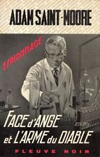 SAINT-MOORE FN 1012 FACE D ANGE ET L ARME DU DIABLE 1973
