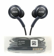 AKG In-Ear Earphones For Galaxy S8 S9 S7 Note 8 AKG Headphones UK STOCK FREEPOST