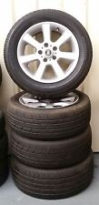 MAZDA RX7 RX-7 SERIES 4 5 S4 S5 WHEELS RIMS ROH BRAND SET OF 4 FOUR WITH TYRES