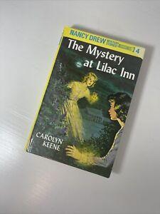 Nancy Drew Mystery Stories #4 The Mystery Of Lilac Inn by Carolyn Keene