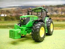 BRITAINS JOHN DEERE 6195 M 4x4 tracteur 1/32 43150A1 NEW & BOXED