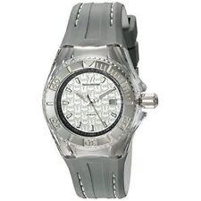 TechnoMarine Silver Case Quartz (Battery) Wristwatches