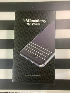 Blackberry KEYone(BBB100-3) Smartphone -Silver -32GB GSM Unlock *MINT* Open BOX