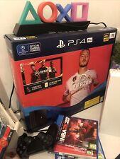 Sony PlayStation 4 Pro 1TB consola de videojuegos-Negro Azabache